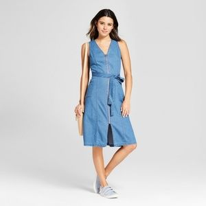 Mossimo Chambray Dress